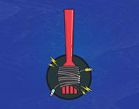 Electric Spaghetti Logo