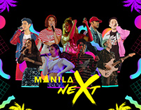 Manila Next / Manila X 2018