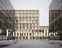 Europaallee in Zurich