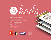 Kada - WooCommerce WordPress Theme