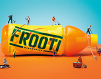 Frooti Campaign