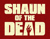 Shaun of the Dead Alt Movie Poster