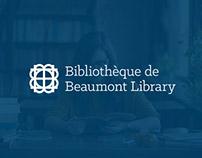 Bibliothèque de Beaumont Library