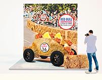 diseño de carrito soapbox con funcion de photoportunyti
