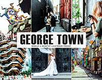 Free George Town Mobile & Desktop Lightroom Preset