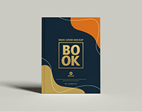 Free Cover Branding Book Mockup