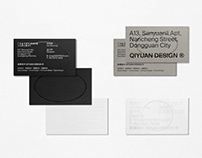 QIYUAN DESIGN Business Card