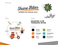 Share Bites Branding