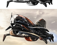 space craft concept