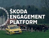 Škoda Engagement platform