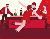 Coca-Cola - Xmas Cards