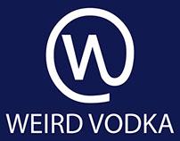 Weird Vodka - Brand Design Testing