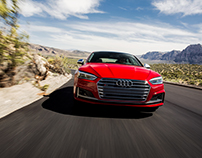 Audi S5 Sportback for Audi USA