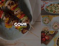 Goya Social Media Recipes