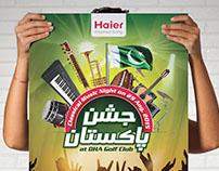 Haier - Jash-e-Pakistan Musical Night