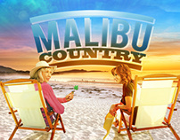"""Malibu Country"" Title Concept Boards"