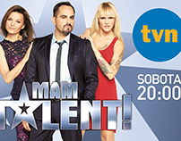 MAM TALENT TVN 2013