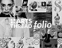 ARTS THREAD folio