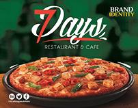 7Days .. brand identity