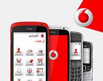 Vodafone Engezly - UI Design