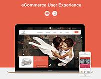 Amouria Ecommerce UX/UI Design