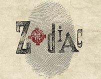 Zodiac Film Scrapbook