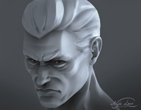 Stylized Male Sculpt