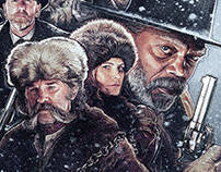 Hateful 8 and the Kurt Russell Show