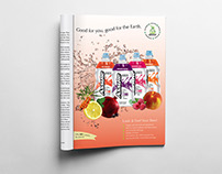 Magazine Ad Design for Assure