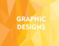 Ilustrator/Photoshop Designs