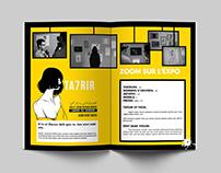 Artik : Magazine editorial design