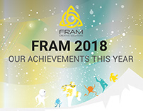 FRAM 2018 Our Achievements this year