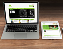 Website Novas Vidas