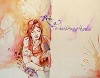 Visual Journal Drawings