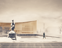Philharmonic Concert Hall in Yekaterinburg