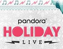 Pandora Holiday gifs