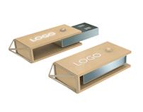 3D USB Flash Drive Design