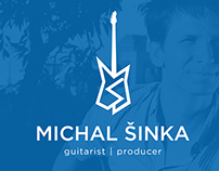 Branding | Michal Sinka |  Guitarist & Producer