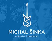 Branding | Michal Sinka |  Guitarist & Producer