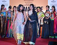Bridal Fashion 2015: Prajanya Anand: Cinema Spice