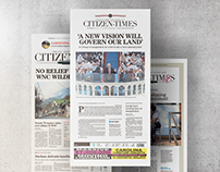 Collection: Asheville Citizen-Times #2