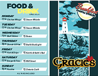 Gracie's Menus & Deals