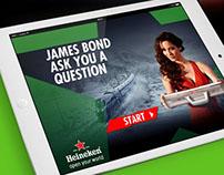 Heineken iPad Trivia Game