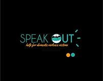 Logo concept for Speakout