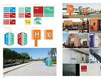 Sign system and wayfinding