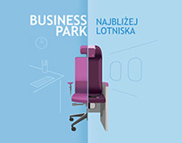 BCB Business Park - Key Visual, Animacja