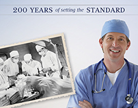 Teleflex - Pilling 200 Years Campaign
