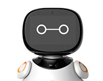 XIAOLE intelligent education robot