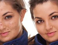 Image retouching........