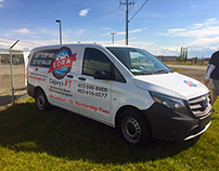 EDRA Pro Ltd. Fleet Graphics